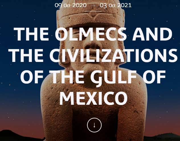 Olmecs: At the National Anthropology Museum